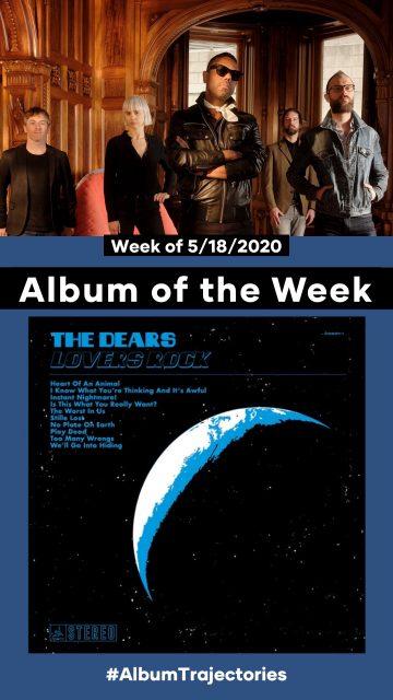 the dears lovers rock albumtrajectoriesJPG
