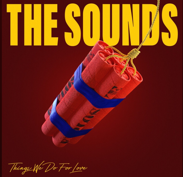 the sounds things we do for love
