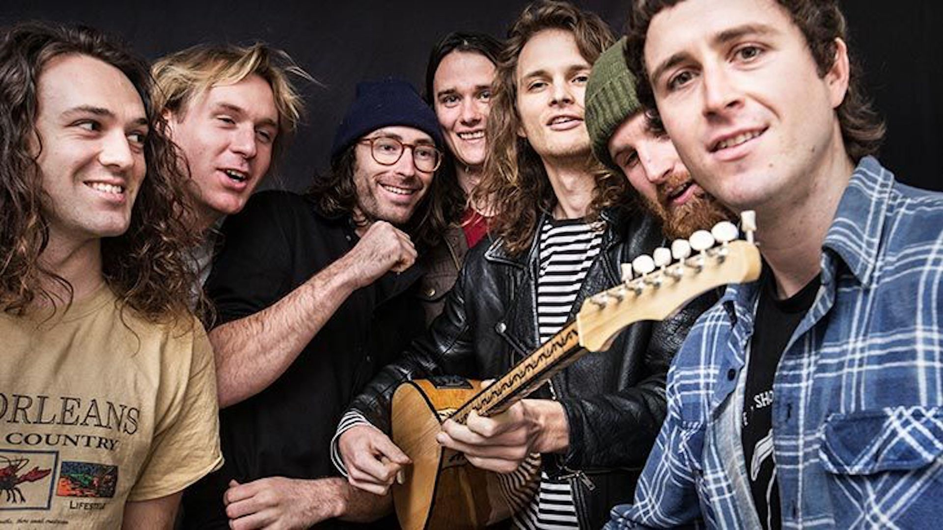 King Gizzard and the Lizard Wizard band 2020 - Music Trajectory