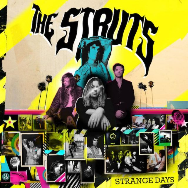 The Struts 2020 Music Trajectory