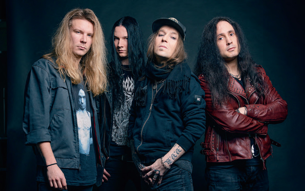 Bodom After Midnight 2021 Music Trajectory