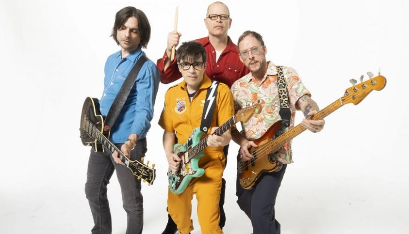 Weezer Music Trajectory 2021